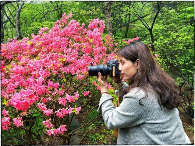 百家媒体日照行——著名摄影家丁幼华镜头中的大美日照